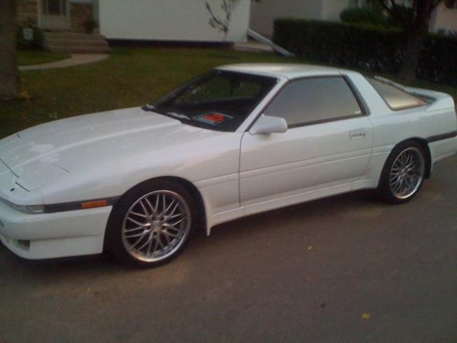 1987 Toyota Supra With 1jz Twin Turbo Swap For Sale In
