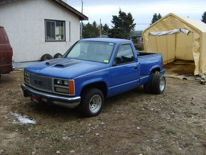 1988 Gmc Short Box Step Side For Sale In Thunder Bay