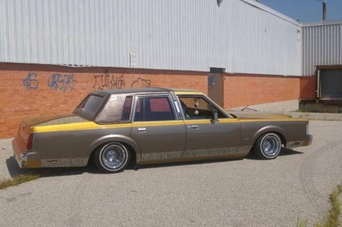 1988 Lincoln Town Car Sedan For Sale In Oshawa Ontario All Cars