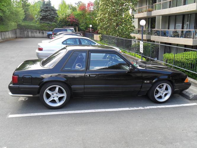 1989 Mustang Parts Canada