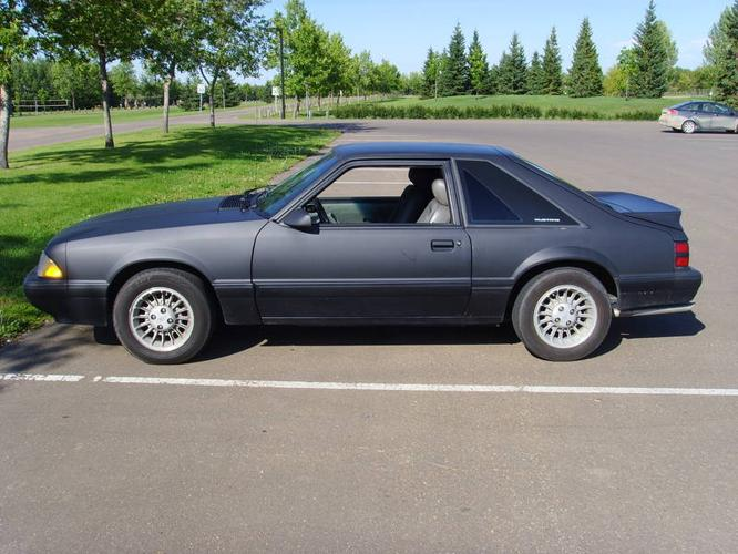 1989 Mustang For Sale Bc