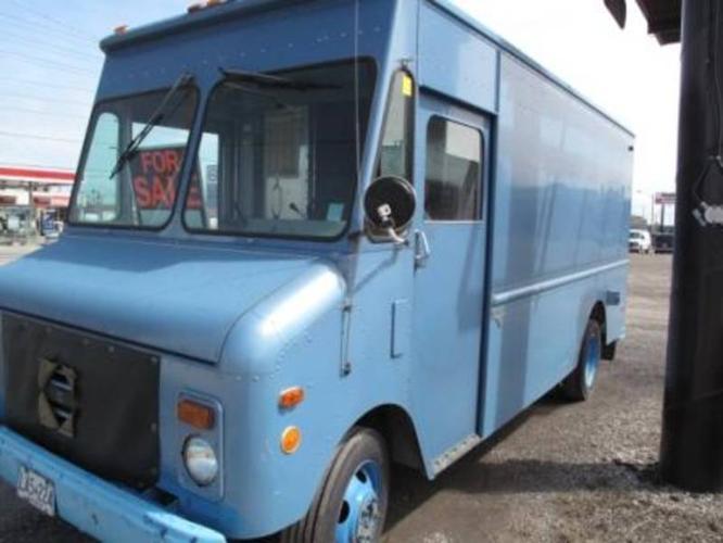 1989 GMC GRUMMAN STEP VAN for sale in Etobicoke, Ontario | All cars