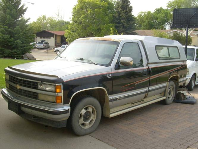 chevy trucks 1990s - photo #49
