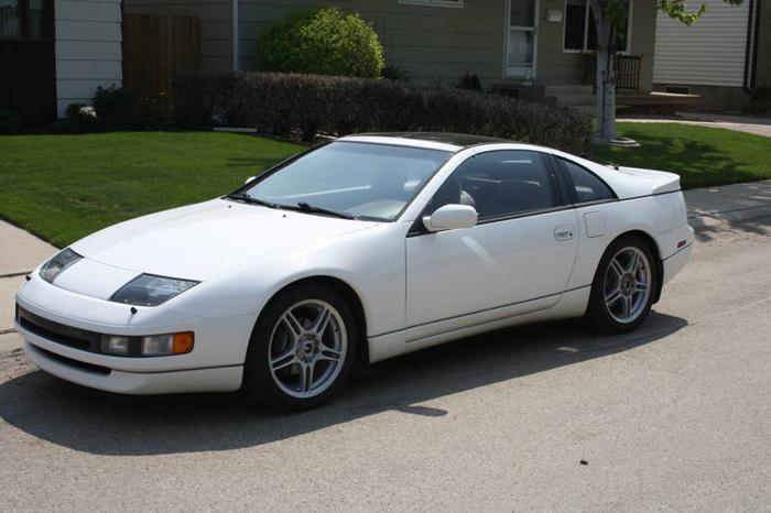 1990 lhd nissan 300zx 2 seater for sale in saskatoon. Black Bedroom Furniture Sets. Home Design Ideas