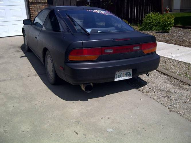 1990 Nissan 240SX Hatchback **Tranny just replaced**