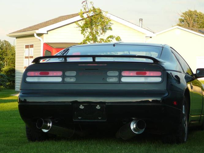 1990 nissan 300zx 2 seater coupe 2 door for sale in. Black Bedroom Furniture Sets. Home Design Ideas