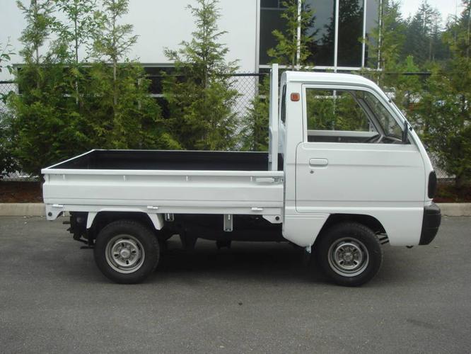 1990 Suzuki Carry 660 4 x 4 Pick up Japanese RHD