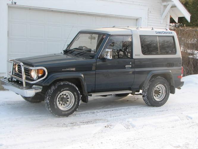 1990 Toyota Land Cruiser LX