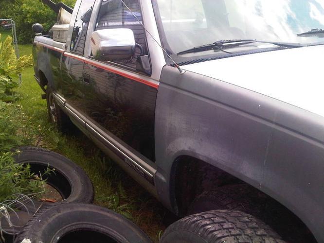 1991 GMC Sierra 1500 Pickup Truck