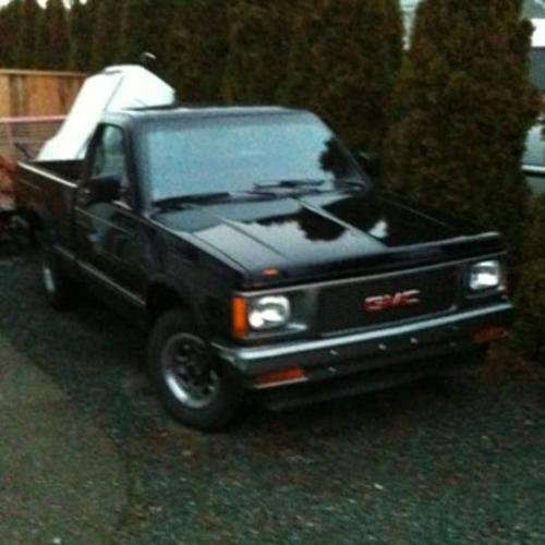 1991 gmc sonoma for sale in parksville british columbia all cars in