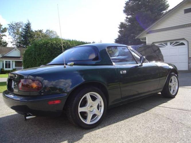 1991 Mazda MX-5 Miata First Limited Special Edition Convertible