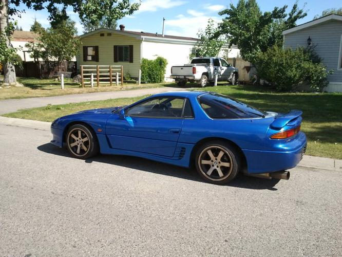 1991 mitsubishi 3000gt 2 door sport coupe for sale in okotoks alberta all cars in. Black Bedroom Furniture Sets. Home Design Ideas