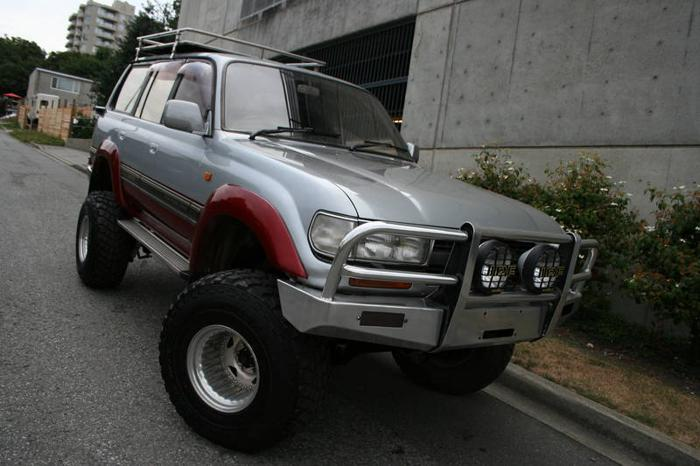 1991 Toyota Land Cruiser HDJ81 SUV for sale in New