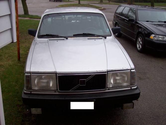 1991 Volvo 240 Sedan
