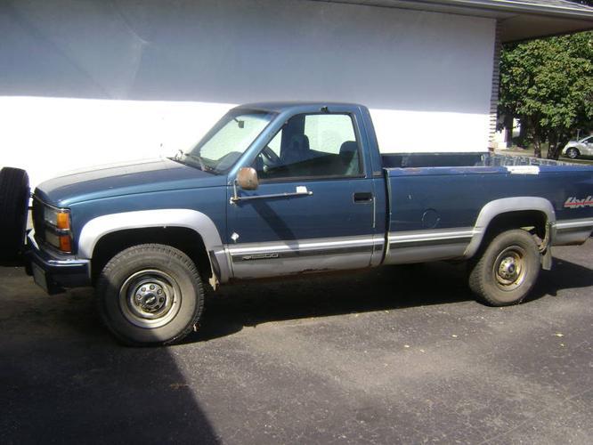 1992 Chevrolet Silverado 2500 Pickup Truck For Sale In