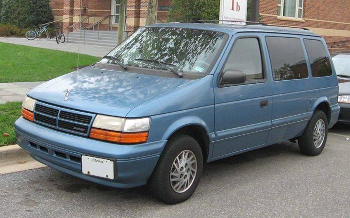 1992 Dodge Caravan Minivan