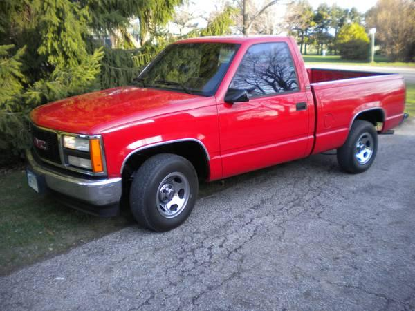 1992 GMC SHORT BOX - $6850