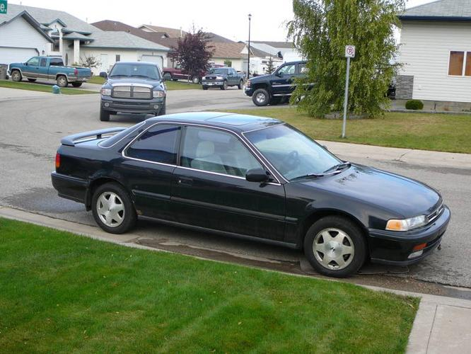 92 accord coupe