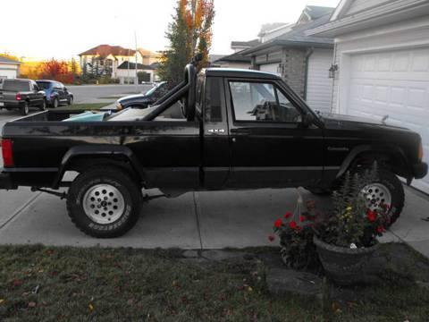1992 Jeep comanche for $5,000