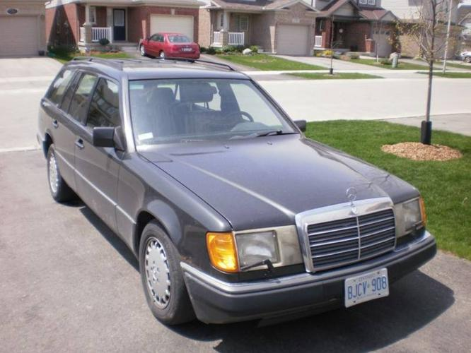 1992 mercedes benz te300 series wagon for sale in london for Mercedes benz london ontario