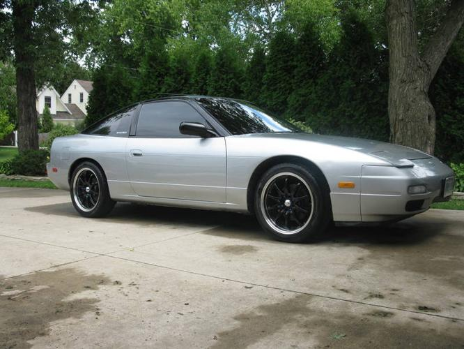 1992 Nissan 240sx Hatchback For Sale In Windsor Ontario