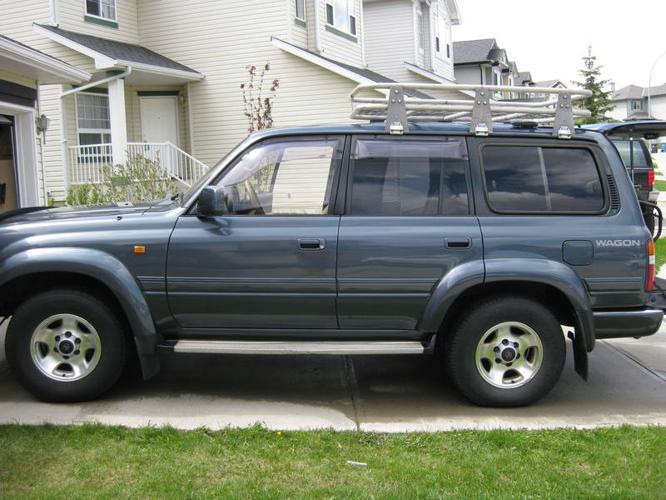1992 Toyota Land Cruiser VX Limited Wagon