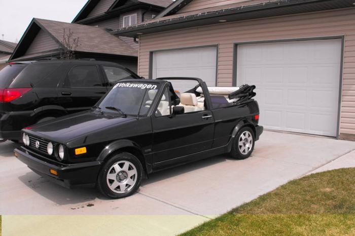 1992 Volkswagen Cabrio Convertible