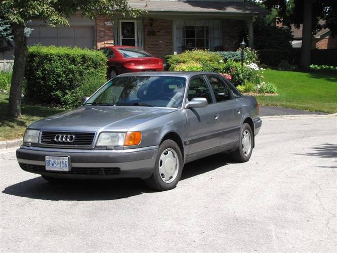 1993 Audi 100 CS quattro Sedan for sale in London, Ontario ...
