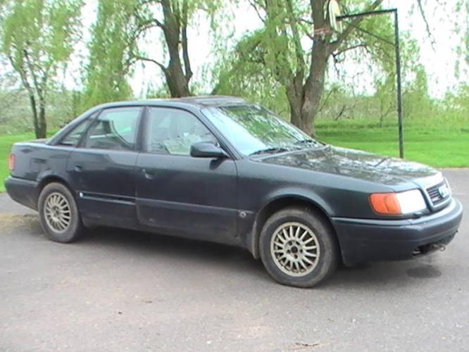 1993 Audi Quattro Sedan