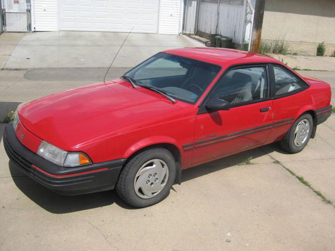 1993 Chevrolet Cavalier Coupe