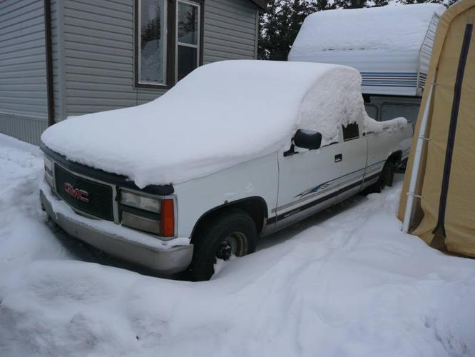 1993 GMC Sierra 1500 Pickup Truck