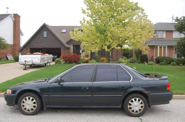 1993 Honda Accord SE Sedan