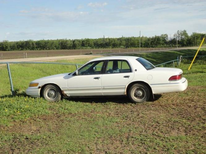 1993 Mercury Grand Marquis Sedan