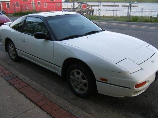 1993 Nissan 240SX Hatchback