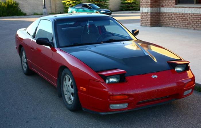 1993 Nissan 240SX Se Hatchback