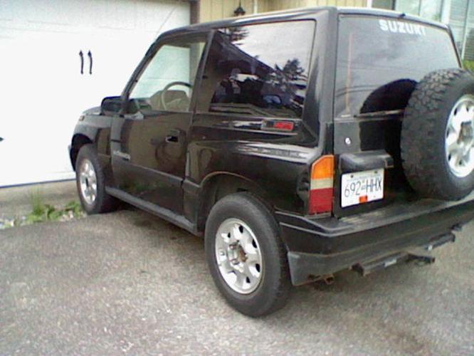 Suzuki Suv For Sale Bc