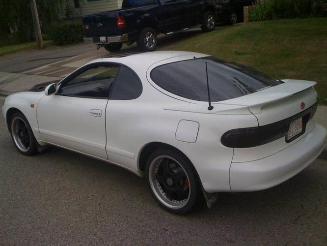 1993 Toyota Celica GT - Four AWD turbo RHD for sale in