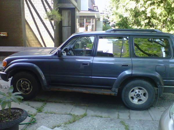 1993 Toyota Landcruiser - $2000