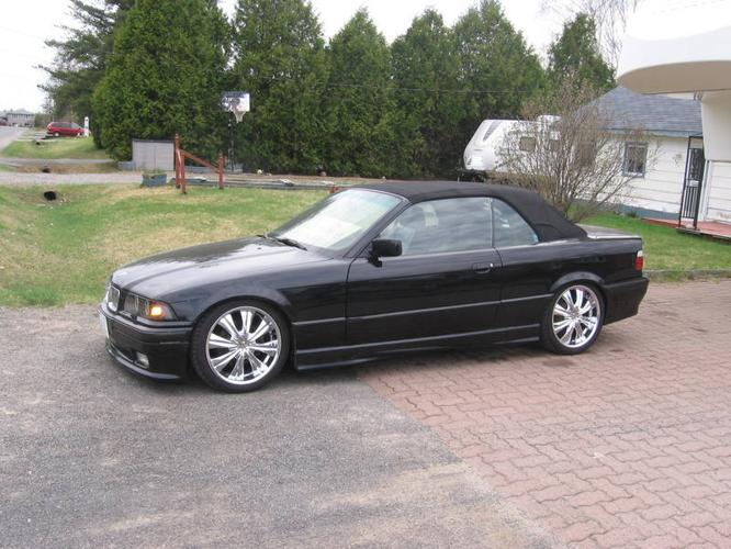 1994 Bmw 3 Series 325i Convertible
