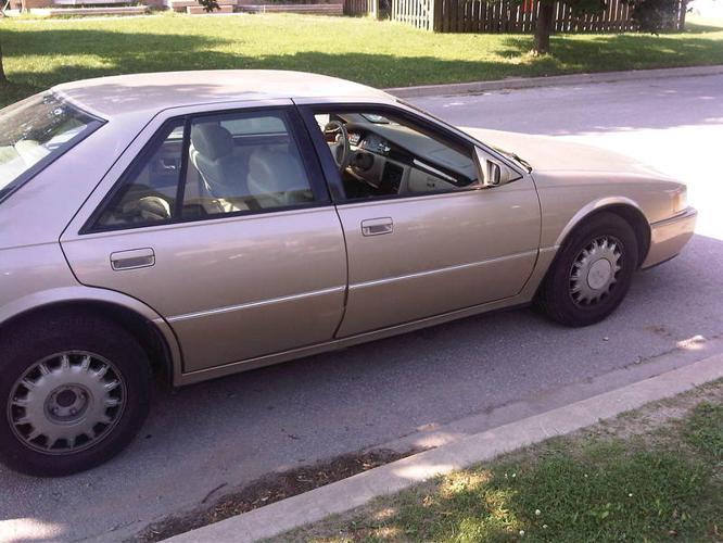 1994 Cadillac STS Sedan