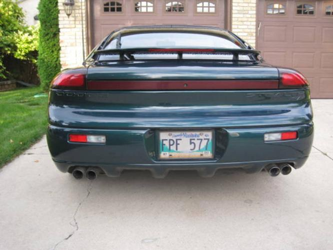 1994 dodge stealth rt twin turbo 320hp 6 speed for sale in winnipeg manitoba all cars in. Black Bedroom Furniture Sets. Home Design Ideas