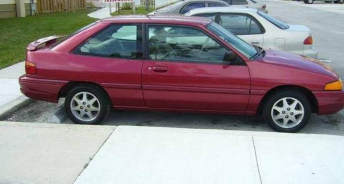 1994 Ford Escort Coupe
