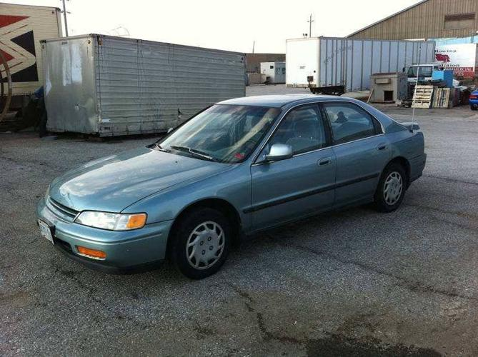 1994 honda accord sedan for sale in mississauga ontario all cars in. Black Bedroom Furniture Sets. Home Design Ideas
