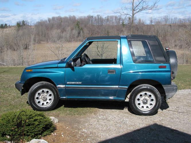 Suzuki Sidekick For Sale Autos Post