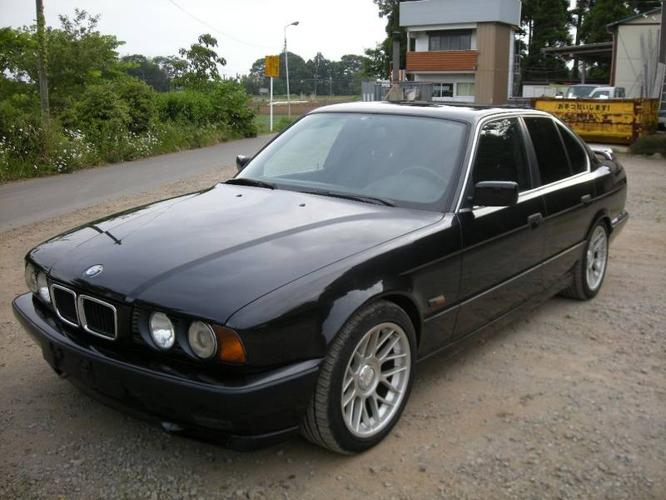 1995 bmw 540i automatic for sale in vancouver british. Black Bedroom Furniture Sets. Home Design Ideas
