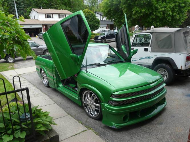 1995 chevrolet s 10 custom lowrider pickup truck for  custom lowrider truck