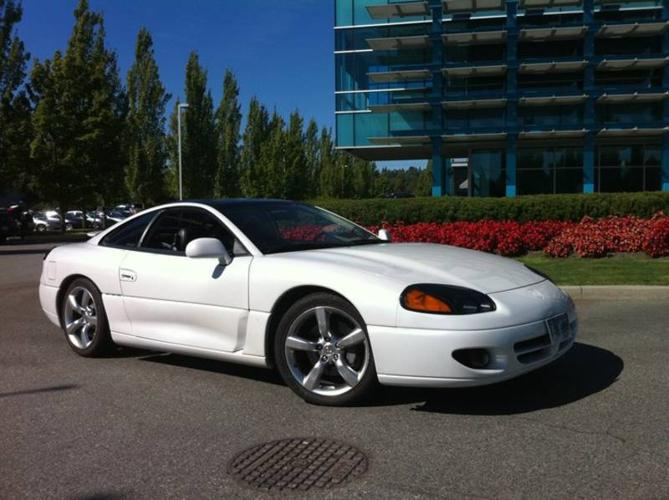 1995 dodge stealth rt twin turbo coupe 6sp mint low low km for sale in saskatoon. Black Bedroom Furniture Sets. Home Design Ideas