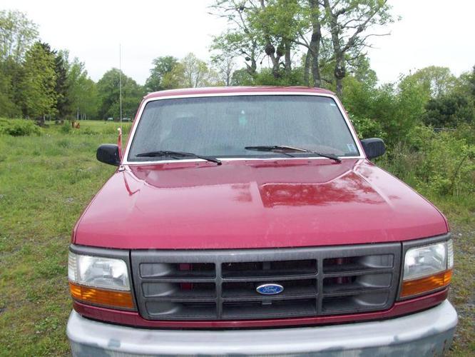 1995 Ford F-150 4x4 Pickup Truck