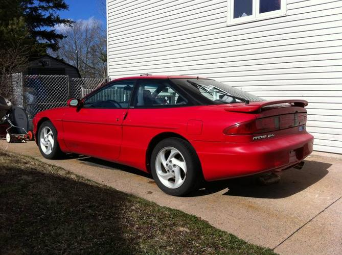 1995 Ford Probe, not running