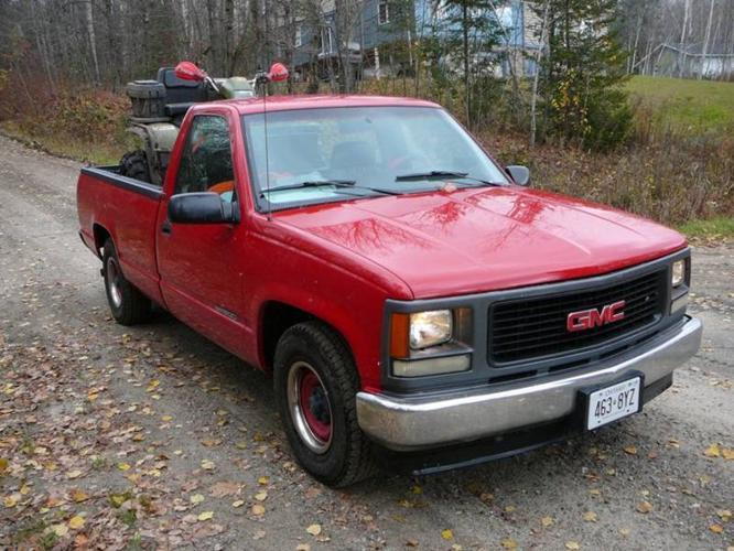 1995 Gmc Sierra 1500 Pickup Truck For Sale In Kitchener